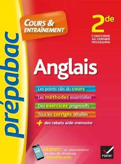 Anglais 2de - Pr�pabac Cours & entra�nement