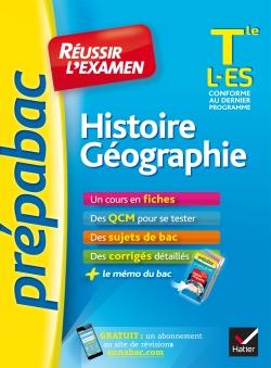 Histoire-G�ographie Tle L, ES - Pr�pabac R�ussir l'examen
