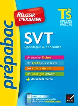 SVT Tle S sp�cifique & sp�cialit� - Pr�pabac R�ussir l'examen