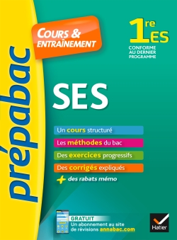 SES 1re ES - Pr�pabac Cours & entra�nement