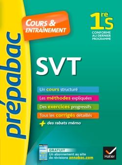SVT 1re S - Pr�pabac Cours & entra�nement