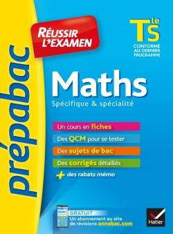 Maths Tle S sp�cifique & sp�cialit� - Pr�pabac R�ussir l'examen