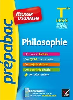 Philosophie Tle L, ES, S - Pr�pabac R�ussir l'examen