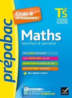 Maths Tle S sp�cifique & sp�cialit� - Pr�pabac Cours & entra�nement