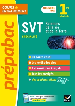 SVT 1re (sp�cialit�) - Pr�pabac