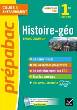 Histoire-G�ographie 1re (tronc commun) - Pr�pabac