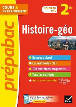 Histoire-g�ographie 2de - Pr�pabac