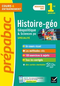 Histoire-g�o, G�opolitique, Sciences politiques 1re (HGGSP) - Pr�pabac