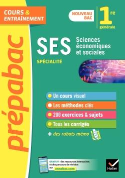 SES 1re (sp�cialit�) - Pr�pabac Cours & entra�nement