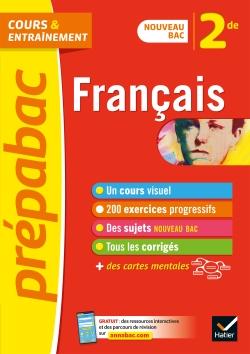 Fran�ais 2de - Pr�pabac Cours & entra�nement