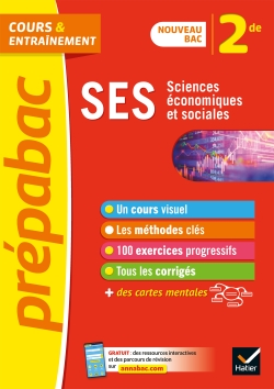 SES 2de - Pr�pabac Cours & entra�nement