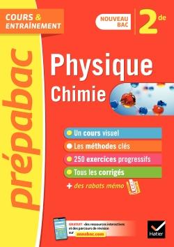 Physique-chimie 2de - Pr�pabac Cours & entra�nement