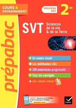 SVT 2de - Pr�pabac Cours & entra�nement