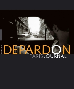 Depardon Paris Journal. Nouvelle édition brochée