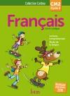 Caribou Français CM2 - Manuel numérique simple version élève - Ed. 2017