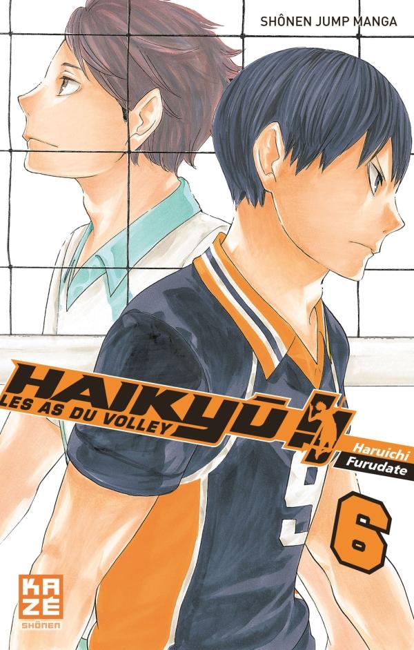 Haikyu !! - Les As du volley T06