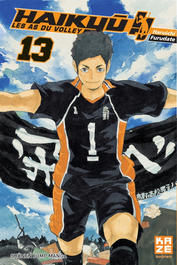 Haikyu !! - Les As du volley T13