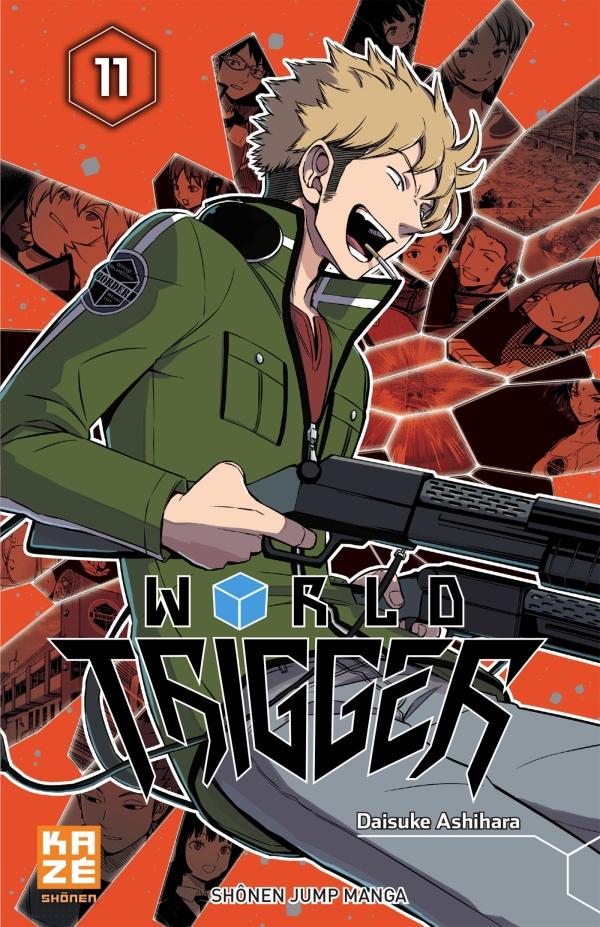 World Trigger T11