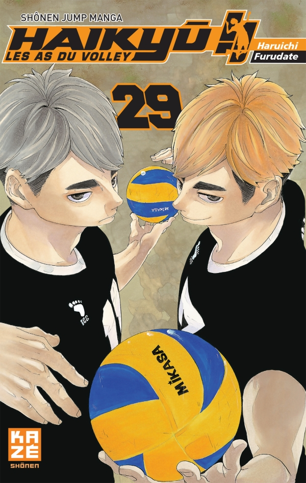 Haikyu !! - Les As du volley T29