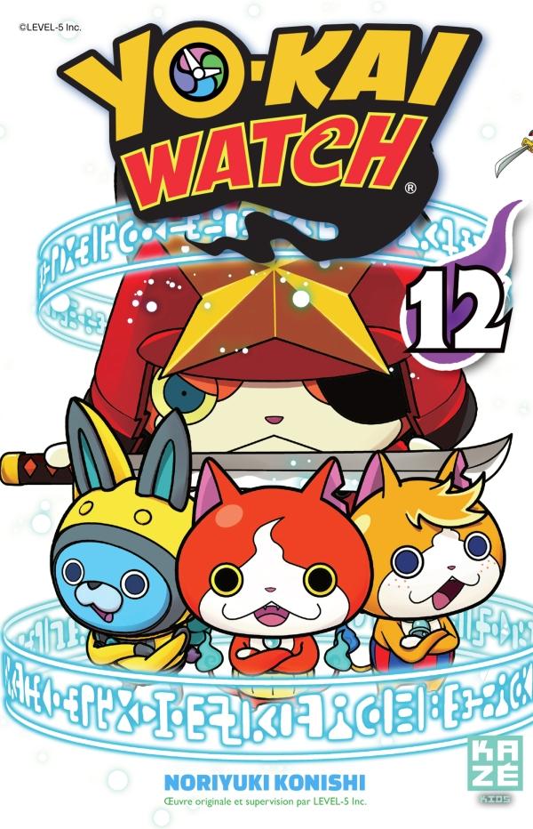 Yo-Kai Watch T12