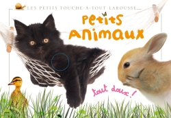 Petits animaux tout doux/SOFT-TO-TOUCH LITTE ANIMALS - Collective work