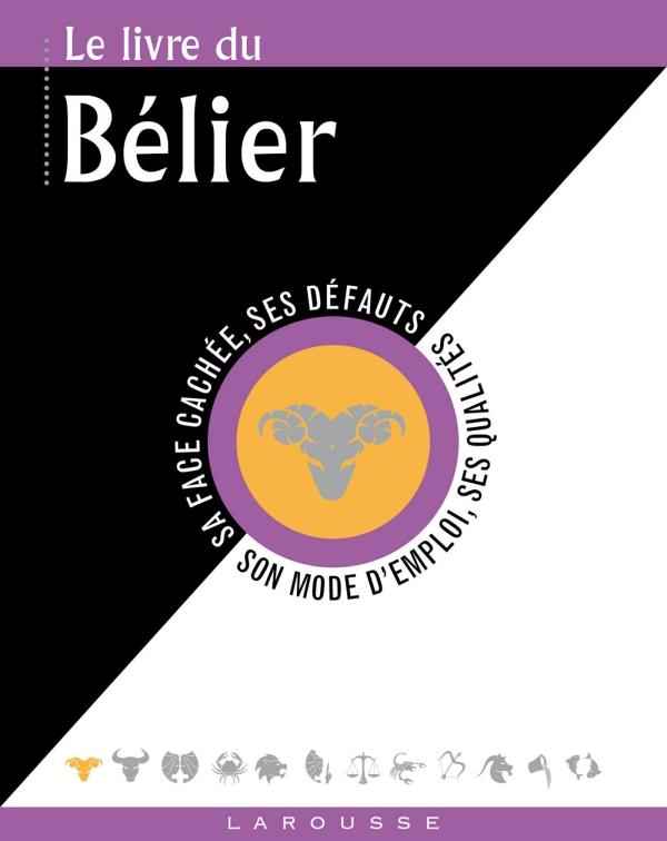 Le livre du Bélier
