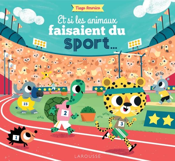 Si les animaux faisaient du sport...