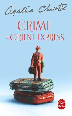 Christie Agatha - Le crime de l'Orient Express 9782253010210-G