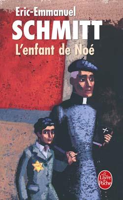 Schimtt Eric - Emmanuel - L'enfant de Noé 9782253123576-G