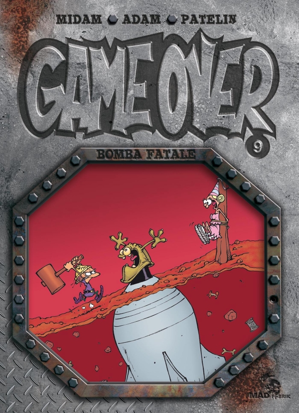 Game Over - Tome 09