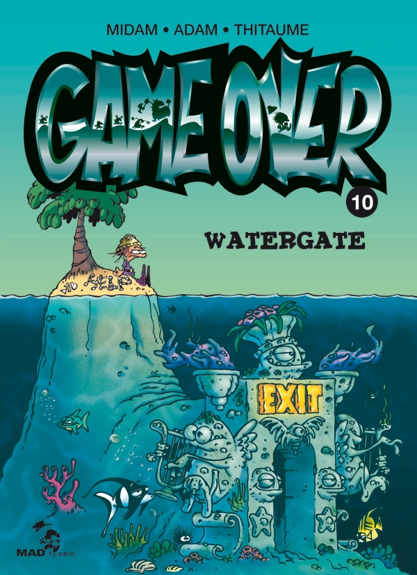 Game Over Tome 10