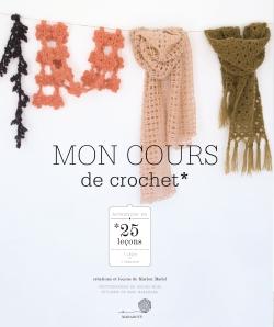 MON COURS DE CROCHET