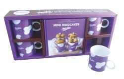 Coffret Mini mugcakes Milka par CLAIRE GUIGNOT  ORATHAY