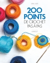 200 points de crochet pas à pas