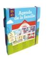 Agenda de la famille - septembre 2014 à septembre 2015