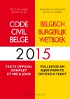 Code civil belge 2015