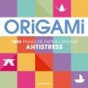 Origami 1000 pages de papier origami antistress