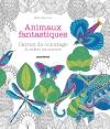 Animaux fantastiques - Carnet de coloriage
