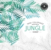Mini coloriage antistress «Jungle»