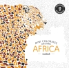 Mini coloriage antistress «Africa»