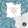 Mini coloriage antistress zen