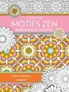 Carnet de Motifs zen antistress à colorier