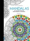 Mandalas - 20 cartes postales à colorier