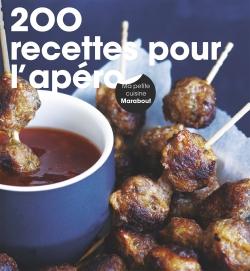 200 recettes pour l'apéro par COLLECTIF
