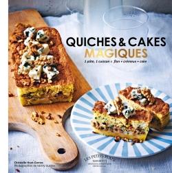 quiches et cakes magiques par CHRISTELLE HUET GOMEZ