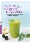 10 jours de green smothies