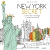 New York secret - Carnet de coloriage