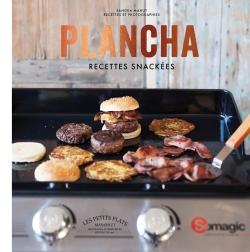 Plancha - Recettes snackées