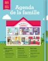 Agenda familial Marabout 2015/2016 - De septembre 2015 à septembre 2016