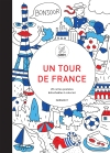 Carnets de cartes postales - Un tour en France